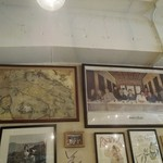 アズーリ - 壁