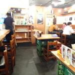 ビストロde麺酒場 燿 - 店内