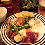 18726057 - 前菜ランチ