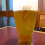 大鵬 - エビス小グラス