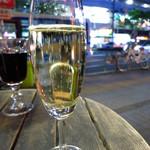 ITALIAN BAR BASIL - スパークリングワイン