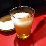 小金ちゃん - ビール(中びん)550円