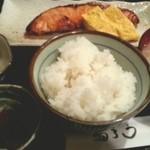 福ろう - 鮭の西京焼き定食