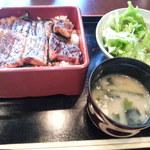 球磨川 - 豚が、豚がちょい焼きすぎです。