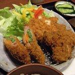 とん八 - 料理写真:華子のカツ