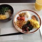 カンデオホテルズ - 料理写真:朝ごはん