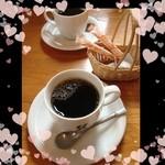 T.Bone - 食後のコーヒー♡