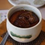京寿司 - フォアグラの茶わん蒸し