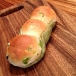 マクロビーナスとパン焼き人 - ずんだのパン