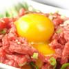 焼肉 東京山 - 料理写真:馬肉ユッケ980円