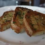18735295 - バージンOILのガーリックトースト