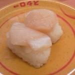 スシロー - 料理写真:ほたて貝柱