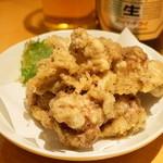 もつやき優貴 - 2013.4 ぶれんずの天ぷら(530円)