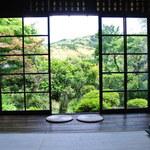 茶庵 芙蓉 - 一幅の絵です