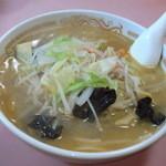 味坂 - タンメン ¥600