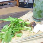 山菜料理 みたき園 - 山菜しゃぶしゃぶ