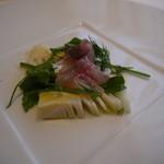 18740120 - 魚(瀬○だった…忘れました)と筍
