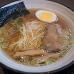 麺屋 麒麟 - 料理写真:白麒麟(鳥がら醤油)