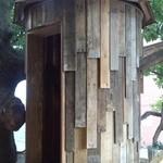 レ・グラン・ザルブル - 2F 木の家
