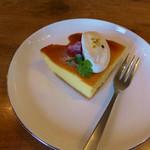 柊山ガーデン - ニューヨーク菓子チーズケーキ