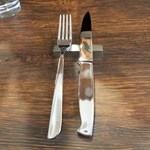 アンティカブラチェリアベッリターリア - 肉用カトラリー