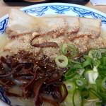 由丸 - チャーシュー麺(2013/05)