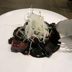 中華 本田 - 黒酢の酢豚
