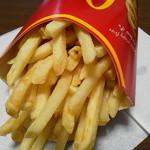 マクドナルド - ポテト
