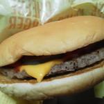 マクドナルド - チーズバーガー