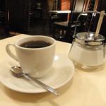 名曲喫茶ミニヨン - コーヒー(マイルド)