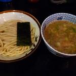 つけ麺 無心 - Wスープつけ麺(H25.4.30)