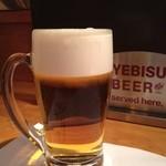 興兵衛 - 生ビール