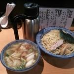 麺匠 清兵衛 - つけめん(780円)