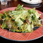 ガーリック - レタスのサラダ