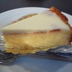 だるま珈琲 - レモンケーキ