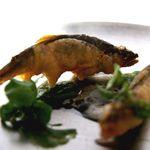 ピ・グレコ - 料理写真:天竜川活稚鮎のフリット