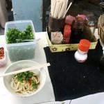 三嶋製麺所 - 三嶋製麺所