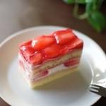 18754818 - イチゴのショートケーキ(480円)