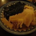 秋田ばる七尾 - 若竹煮