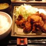 18755555 - 唐揚定食