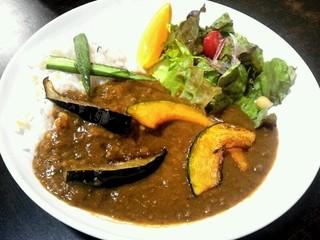 CAFE FROSCH - 野菜たっぷりカレー