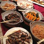 KurumeriaARK - 肉料理や揚げ物ばかりでなく、家庭的な和食惣菜も色々あるのでほっとします。
