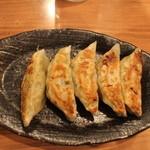 Ramensennokaze - 餃子