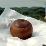 板屋 - 料理写真:チョコまんじゅう