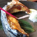 シーフードレストラン オールドリバー - カマ焼き