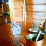 ポテチーノ - ドリンク写真:アイスコーヒー