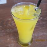 アリスガーデン - オレンジジュース