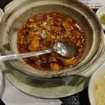銅鑼湾 - 麻婆豆腐:600円