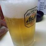 さつま - 生ビール中