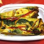 ナチュラルレストラン&デリ みどりえ - 自然卵のスペイン風オムレツ(3切れ)